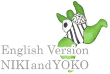 English Version  NIKI and YOKO  ― 英語版 ニキとヨーコ