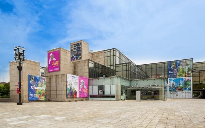 ニキ・ド・サンファル展works from the Masuda collection」がソウルアートセンター(ハンガラム美術館)で始まりました!